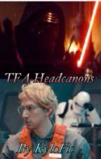 TFA Headcanons by HalfbloodRen
