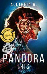 PANDORA: Iris cover