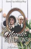 Moonlit Revelations (A Drarry FanFiction) cover