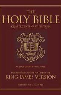 KJV Bible cover