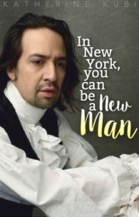 In New York You Can Be a New Man cover