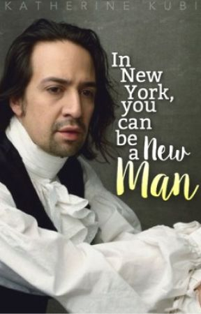 In New York You Can Be a New Man by hamilace
