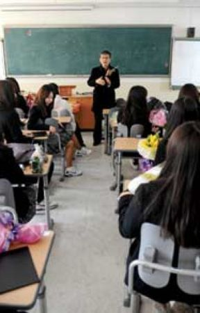 MY SCHOOL CHANG MY LIFE by anudirasu