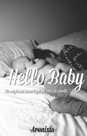 Hello Baby!  by Avonixia