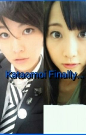 Kataomoi Finally... (A Wmatsui Fan fiction) by CureBlossomGirl