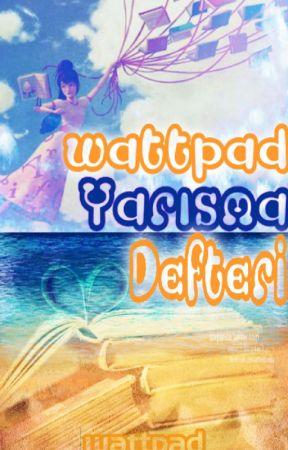 Wattpad Yarışma Defteri by wttpdyarismadefteri