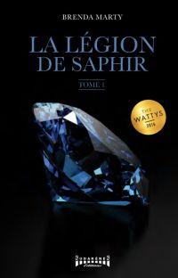 💎La Légion de Saphir ( Disponible en papier ) cover