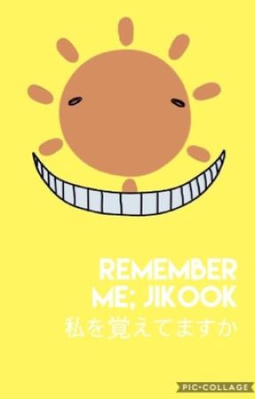remember me ; jikook by damnjikook