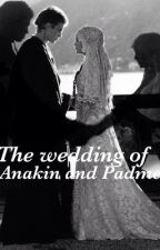 The Wedding of Anakin and Padme by afandomist