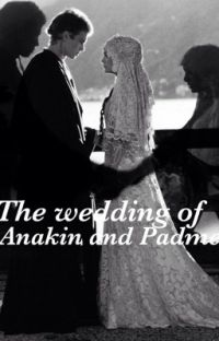 The Wedding of Anakin and Padme cover