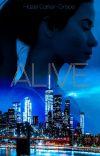 Alive - Tome 1 - Edité aux éditions HLab cover