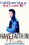 Have Faith in Me ► Chris Jericho [1] cover