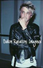 Dalton Rapattoni Imagines by cuddlypcy