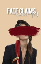 Face Claims 1.0 by crazycrazier