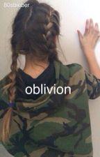 Oblivion // Dinger Holfield  by 80sbieber