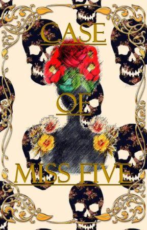 Case Of Miss FIVE (bwwm) Hiatus by LBKeen