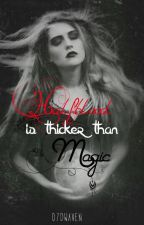 Half-blood is thicker than magic? (A percy jackson/harry potter fanfic) by 07dwaven