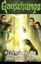 Goosebumps: Revenge of the Invisible Boy by jonc16