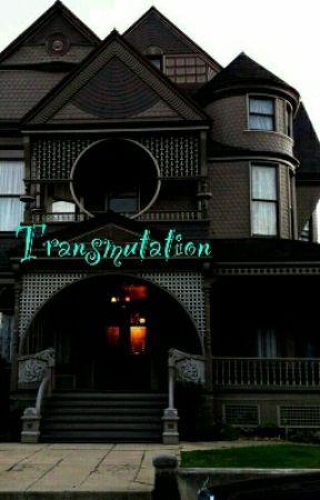 Transmutation by WinnifredKinkajou