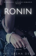 Ronin (Ongoing) by sashaxdee