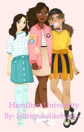 Hamilton University by Hifriendsilikebooks