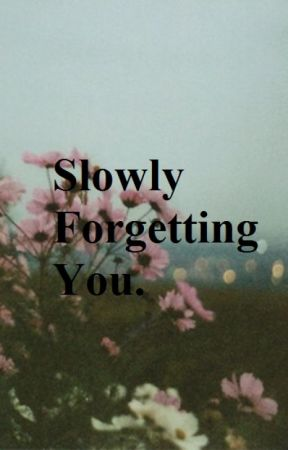 Slowly Forgetting You. by Jannia39267