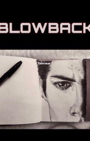 BLOWBACK | Dylan O'Brien | by Sabrynex
