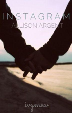Instagram ➰ Allison Argent by Ivymew