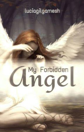 My Forbidden Angel  by An_Ruru