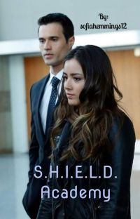 S.H.I.E.L.D. Academy cover