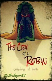 The Cry of a Robin (Damian Wayne) cover