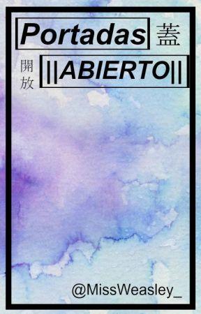 Portadas   ABIERTO   by flippedreynolds