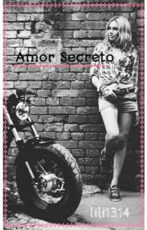 "Amor Secreto #Wattys2016 "" PAUSADA"" by lili1314"