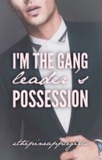I'm The Gang Leaders Possession  by xThePineappleGirlx