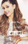When two worlds collide (Harry Styles/ Ariana Grande fan fic) cover