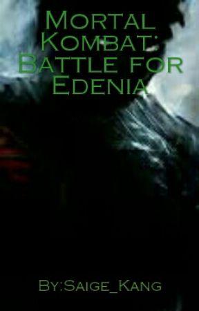 Mortal Kombat: Battle for Edenia #Wattys2016 by N3roBlack