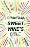 Grandma Sweetwine's Bible cover