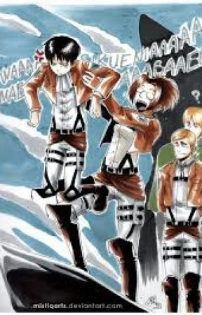 ReaderxAOT charcter Songfics by AnimeGeek1x