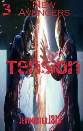 New Avengers: Tension Civil War Fanfic by jedimaster1313