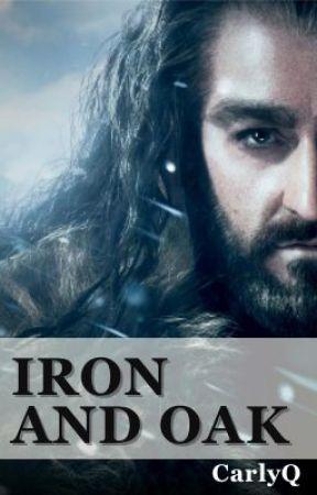 Iron and Oak by CarlyQ