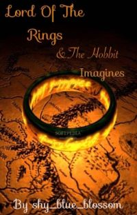 The Lord of the ring & the hobbit imagines cover