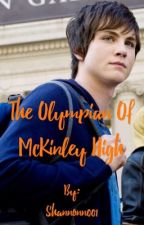The Olympian Of McKinley High by Shannonn001