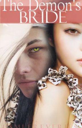 The Demon's Bride |Sesshomaru x Rin| by lymle_reveries