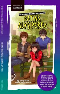 Dating Alys Perez (PUBLISHED) cover