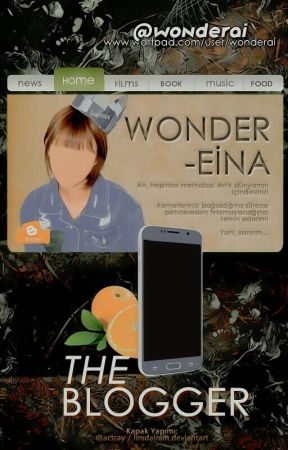The Blogger. by wonderai