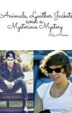 Animals, Leather Jackets And A Mysterious Mystery (Zarry) by Mirry_Iris