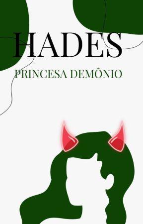 Hades: Companheira do Rei demônio by Duchess_Pumpkin