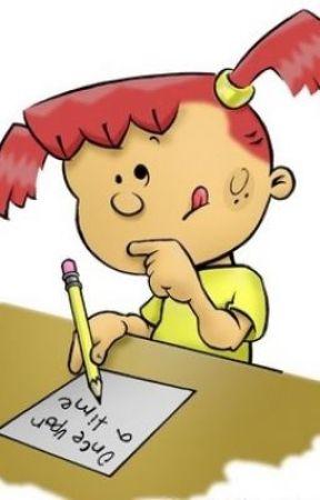 My College Paragraphs & Essays by purplestarchild