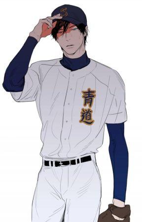 Baseball (boy x boy) by errrrooorrree