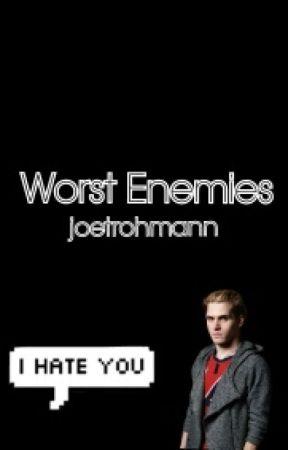 Worst Enemies ; Petekey, Ryden, Frerard by joetrohmans